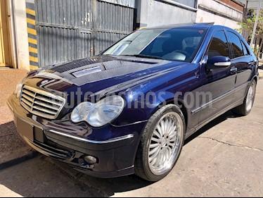 Foto venta Auto Usado Mercedes Benz Clase C C200 K Elegance Aut (2006) color Azul Baltico precio $329.000