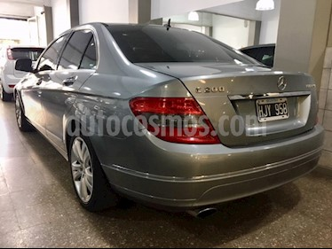 foto Mercedes Benz Clase C C200 K