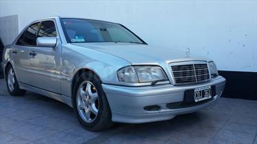 Foto venta Auto Usado Mercedes Benz Clase C C230 (1999) color Gris Plata  precio $175.000