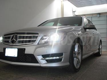 Mercedes Benz Clase C C250 CGI Blue Efficiency 1.8L Sport Aut 2012