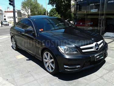Foto Mercedes Benz Clase C C250 Coupe Blue Efficiency Sport