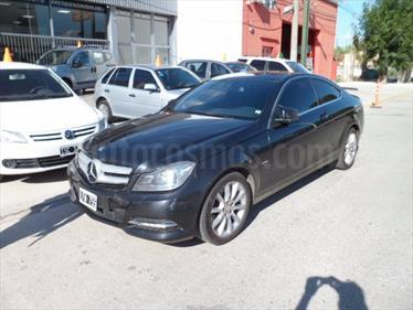 Foto venta Auto Usado Mercedes Benz Clase C C250 Coupe Blue Efficiency Sport (2012) color Gris precio $550.000