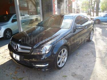 foto Mercedes Benz Clase C C250 Coupe Blue Efficiency