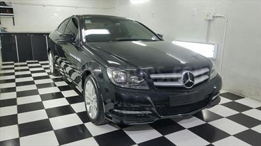 Foto venta Auto Usado Mercedes Benz Clase C C250 Coupe City Aut (2012) color Negro precio u$s25.800