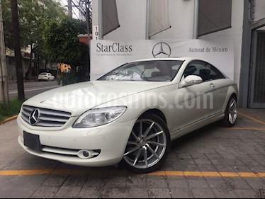 Foto venta Auto Seminuevo Mercedes Benz Clase CL 500 (2007) color Blanco precio $470,000