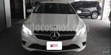 Foto venta Auto Seminuevo Mercedes Benz Clase CLA 200 CGI Sport (2016) color Blanco precio $339,000