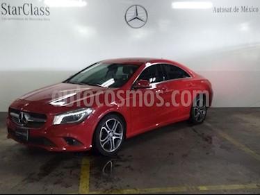Foto venta Auto Seminuevo Mercedes Benz Clase CLA 200 CGI Sport (2015) color Rojo precio $349,000