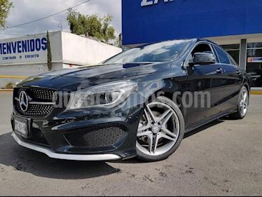 Foto venta Auto Usado Mercedes Benz Clase CLA 250 CGI Sport Edition 1 (2016) color Negro precio $460,000