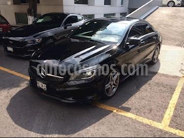 Foto venta Auto Usado Mercedes Benz Clase CLA 250 CGI Sport (2014) color Negro precio $419,000