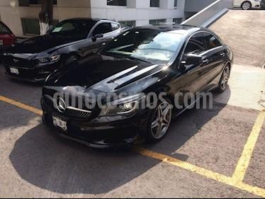 Foto venta Auto Usado Mercedes Benz Clase CLA 4P 250 2.0 CGI SPORT AT (2014) color Negro precio $419,000
