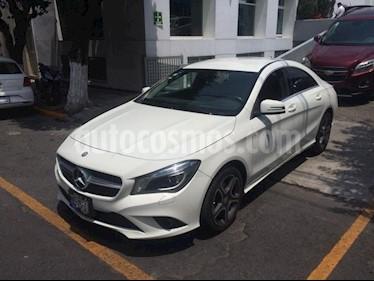 Foto venta Auto Seminuevo Mercedes Benz Clase CLA 4P 250 2.0 CGI SPORT AT (2016) color Blanco precio $373,900