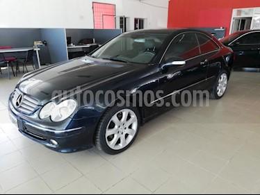 Foto venta Auto Usado Mercedes Benz Clase CLK 320 Elegance Coupe Aut (2004) color Azul precio $705.000