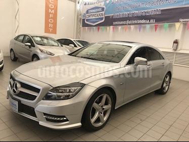 Foto venta Auto Seminuevo Mercedes Benz Clase CLS 350 CGI (2012) color Plata precio $340,000