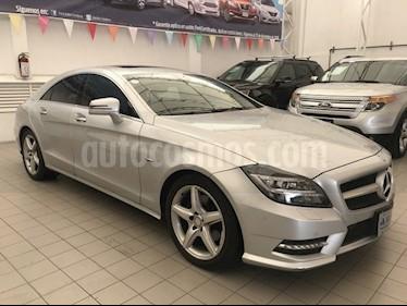 Foto venta Auto Seminuevo Mercedes Benz Clase CLS 350 CGI (2012) color Plata Estelar precio $340,000