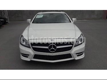 Foto venta Auto usado Mercedes Benz Clase CLS 350 (2014) color Blanco precio $550,000