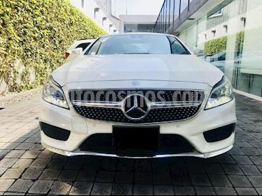 Foto venta Auto Seminuevo Mercedes Benz Clase CLS 400 CGI (2017) color Blanco precio $790,000