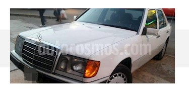 Mercedes Benz Clase E (SEDAN) 200 L4,2.0i,16v A-S2 1 usado (1991) color Blanco precio u$s5,800