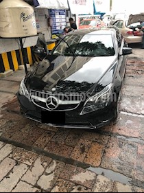 Foto venta Auto usado Mercedes Benz Clase E Coupe 250 (2014) color Negro precio $435,000
