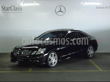Foto venta Auto Seminuevo Mercedes Benz Clase E Coupe 350  (2010) color Negro precio $289,000