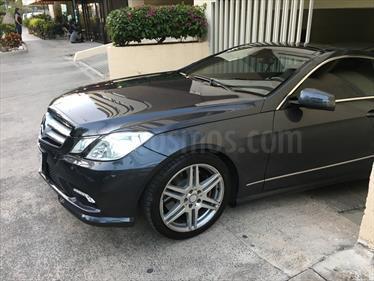 foto Mercedes Benz Clase E Coupe 500