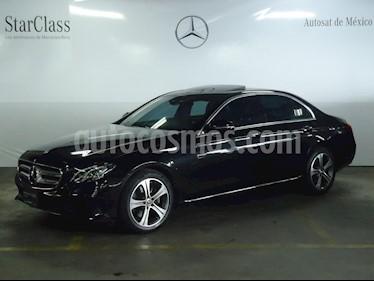 Foto venta Auto Seminuevo Mercedes Benz Clase E 200 CGI Avantgarde (2018) color Negro precio $699,000