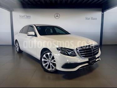 Foto venta Auto Usado Mercedes Benz Clase E 200 CGI Exclusive (2017) color Blanco precio $585,000