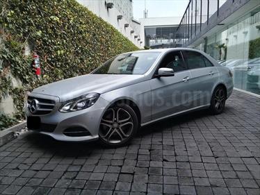 foto Mercedes Benz Clase E 250 Avantgarde