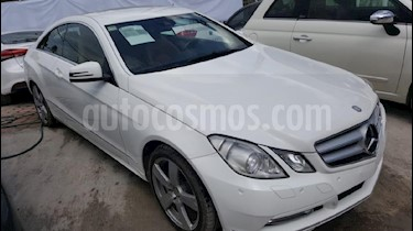 Foto venta Auto Seminuevo Mercedes Benz Clase E 250 CGI Avantgarde (2013) color Blanco precio $305,000