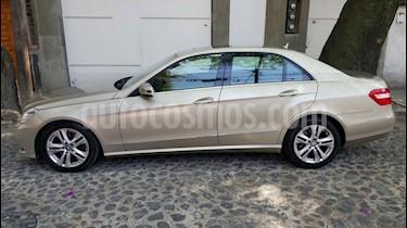 Foto venta Auto Seminuevo Mercedes Benz Clase E 280 Avantgarde (2010) color Bronce precio $235,000