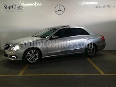 Foto venta Auto Seminuevo Mercedes Benz Clase E 300 Avantgarde (2010) color Plata precio $269,000