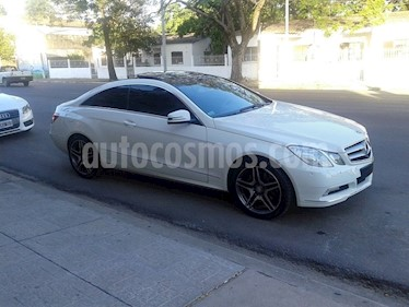 Foto venta Auto Usado Mercedes Benz Clase E 350 Elegance Coupe (2011) color Blanco