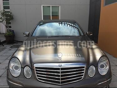 Foto venta Auto usado Mercedes Benz Clase E 350 Elegance (2007) color Champagne precio $197,000