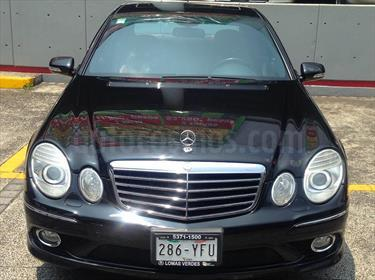 Foto venta Auto usado Mercedes Benz Clase E 350 Sport (2008) color Negro precio $230,000
