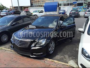 Foto venta Auto Seminuevo Mercedes Benz Clase E 350 Sport (2012) color Negro precio $345,000