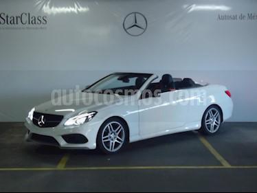 foto Mercedes Benz Clase E 400 CGI Convertible