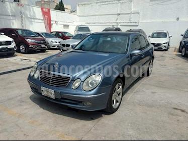 Foto venta Auto Seminuevo Mercedes Benz Clase E 500 Avantgarde (2003) color Azul precio $199,000