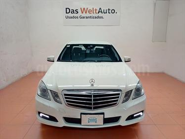 foto Mercedes Benz Clase E 500 Guard B4 (Blindado)