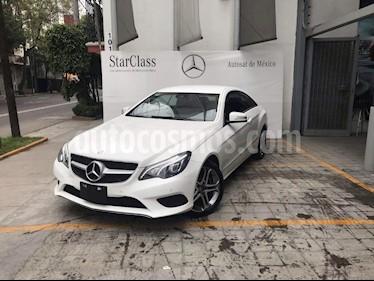 Foto venta Auto Seminuevo Mercedes Benz Clase E Coupe 250 CGI (2015) color Blanco precio $520,000