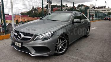 Foto Mercedes Benz Clase E Coupe 400 CGI