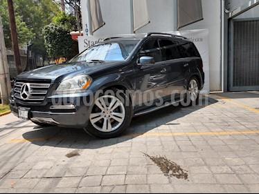 Foto venta Auto usado Mercedes Benz Clase GL 500 (2011) color Gris precio $385,000