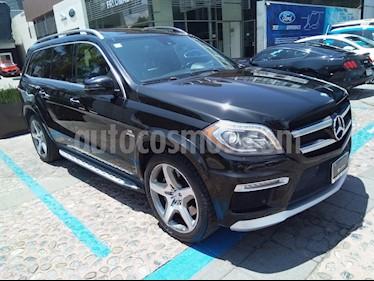 Foto venta Auto Seminuevo Mercedes Benz Clase GL 63 AMG Biturbo (2014) color Negro Obsidiana precio $895,000