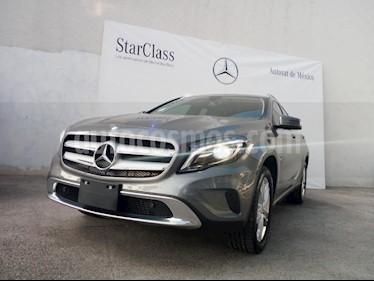 Foto venta Auto Usado Mercedes Benz Clase GLA 200 CGI Sport Aut (2017) color Gris precio $409,000
