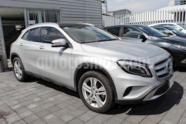 Foto venta Auto Seminuevo Mercedes Benz Clase GLA 200 CGI Sport Aut (2017) color Plata precio $385,000