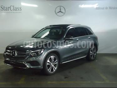 Foto venta Auto Seminuevo Mercedes Benz Clase GLC 300 Sport (2018) color Gris precio $719,000