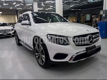 Foto venta Auto Seminuevo Mercedes Benz Clase GLC 300 Sport (2018) color Blanco precio $720,000