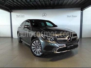 Foto venta Auto Usado Mercedes Benz Clase GLC Coupe 300 Avantgarde (2018) color Gris Montana precio $810,000
