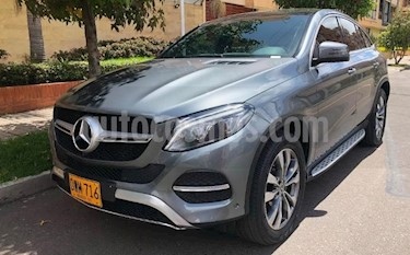 Foto venta Carro Usado Mercedes Benz Clase GLE 250d 4Matic Plus (2018) color Gris precio $255.000.000