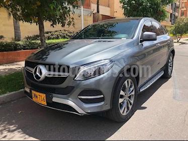 Foto venta Carro Usado Mercedes Benz Clase GLE 250d 4Matic (2018) color Gris precio $255.000.000