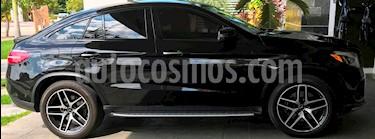 Foto venta Auto usado Mercedes Benz Clase GLE Coupe 43 AMG (2017) color Negro precio $995,000