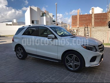 Foto venta Auto usado Mercedes Benz Clase GLE SUV 400 Sport (2016) color Blanco Cirro precio $800,000
